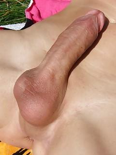 Gay dicks Shaved