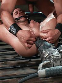 Fuck machine gay porn