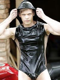 gay leather twink porn